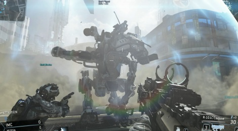 Titanfall Beta: Stryder gameplay and Last Titan Standing