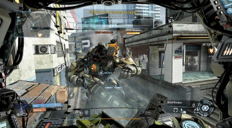 TitanFall beta X1 gameplay video