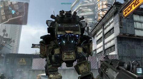 TitanFall gameplay demo