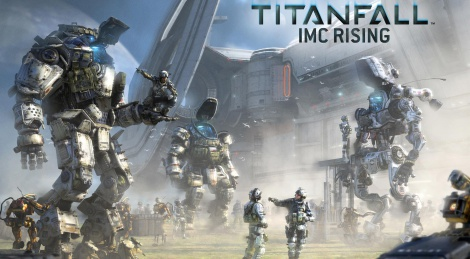 Titanfall third DLC on video