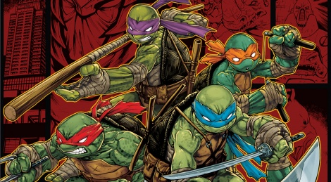 TMNT: Mutants in Manhattan revealed