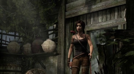 Tomb Raider: Gameplay walkthrough