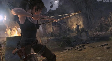 Tomb Raider launch trailer