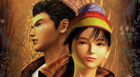 Tonight it's Shenmue II