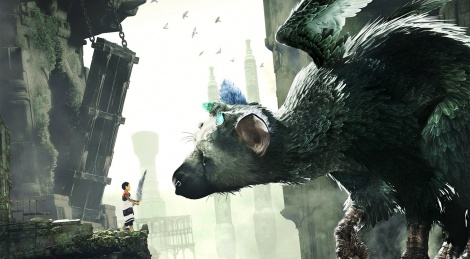 Tonight, it's The Last Guardian