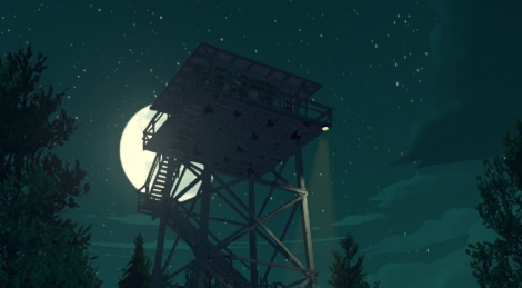 Tonight we'll explain Firewatch