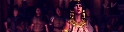 Total War Rome II: Cleopatra trailer