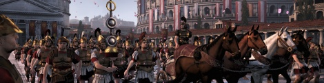 Total War: Rome II unveils first faction