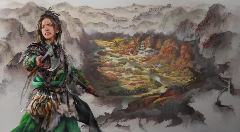 Total War: Three Kingdoms reveals Zheng Jiang