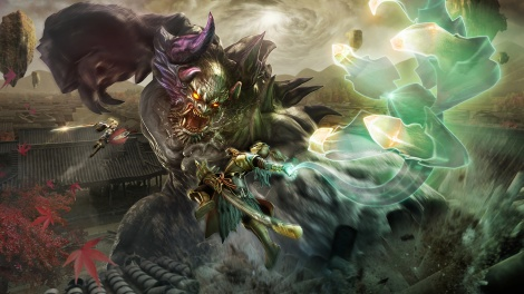 Toukiden 2 hitting West in Spring 2017