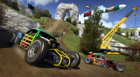 Trackmania Turbo launches March 22