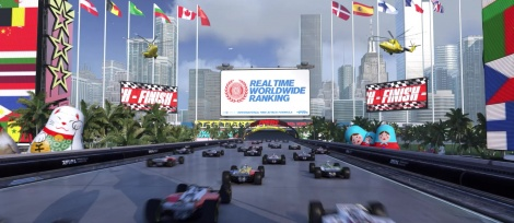 TrackMania Turbo: Multiplayer Trailer