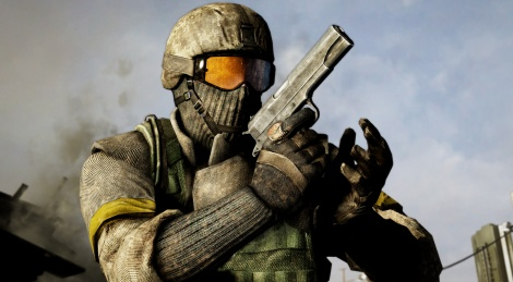 Trailer and images of Battlefield: Bad Company 2