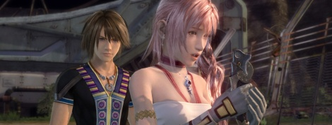Trailer and screens of FFXIII-2
