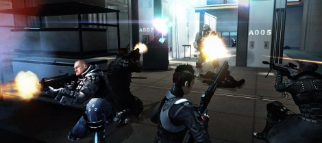 Trailer and screens of Syndicate