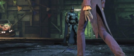 Trailer de Batman Arkham City