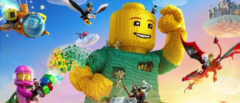 Trailer de LEGO Worlds
