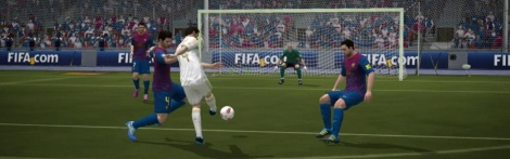 Trailer for FIFA 12 PS Vita