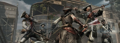 Trailer of ACIII Liberation