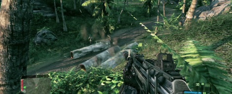 Trailer of Crysis console