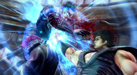 Trailer of Fist of the North Star: Lost Paradise