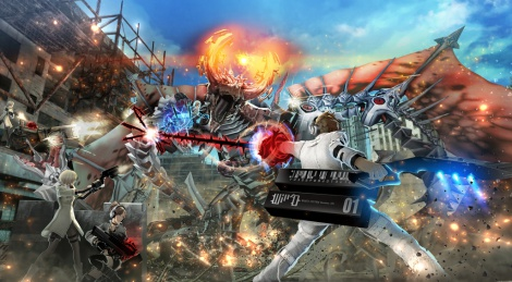 Trailer of Freedom Wars