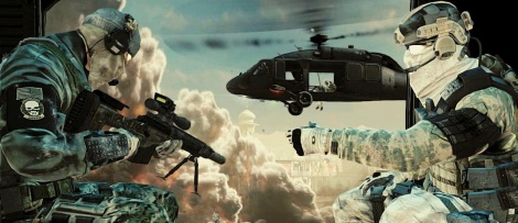 Trailer of Ghost Recon Future Soldier
