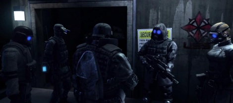 Trailer of RE: Operation Raccoon City