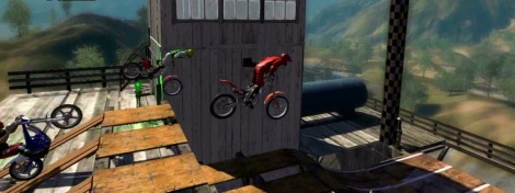 Trials Evolution: Inside Xbox video