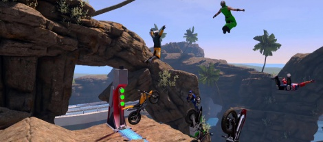 Trials Fusion: Multiplayer trailer