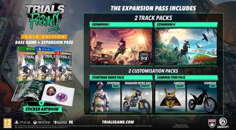 Trials Rising details its post-launch plan