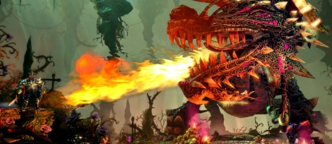 Trine 2: Sceens & Collector's Edition