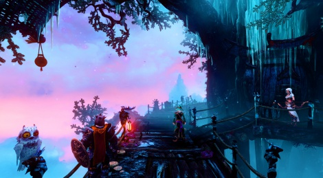 Trine 3 is now available