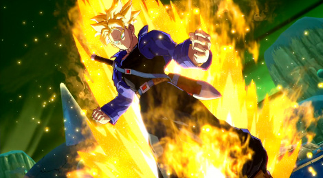 Trunks joins Dragon Ball FighterZ