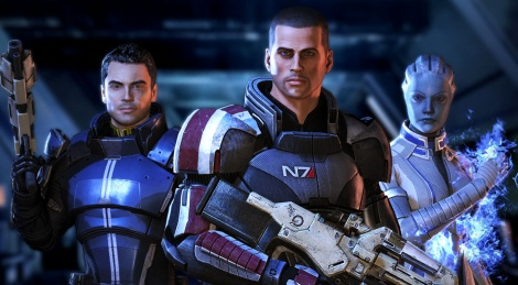 Two more visuals for Mass Effect 3