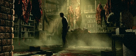 Two new screens of The Evil Within