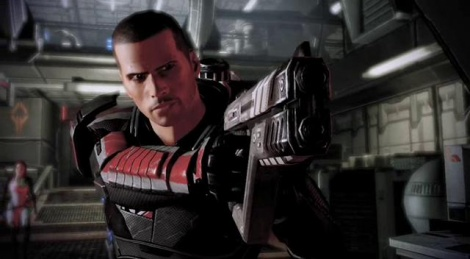 Two videos for Mass Effect 2