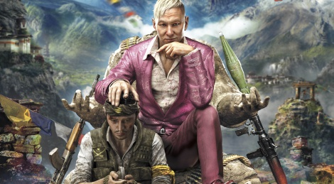 Ubisoft announces Far Cry 4, Nov. 18th