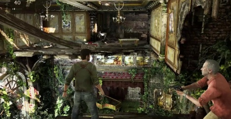 Uncharted 3 Extended Gameplay Gamersyde