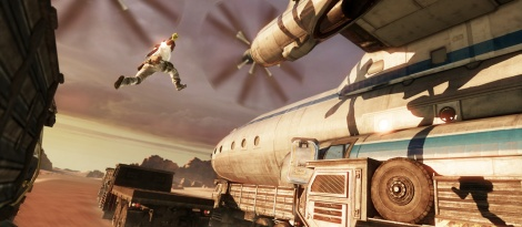 Uncharted 3 unveils its multiplayer