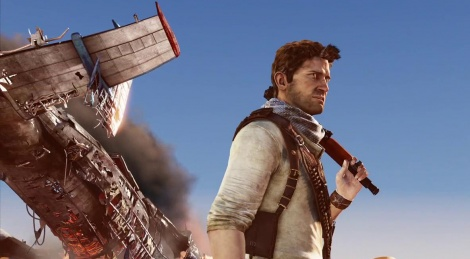Uncharted 3: VGA trailer
