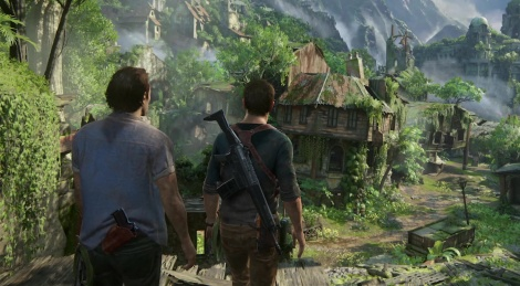 Uncharted 4: A Thief's End - Gamersyde