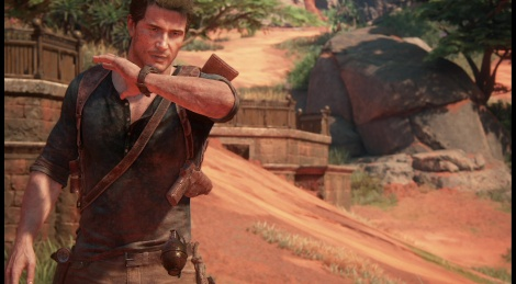Uncharted 4 livestream replay