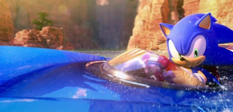 Une date pour Sonic & All-Stars RT