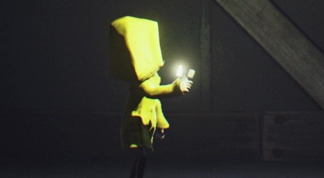 Une de plus pour Little Nightmares