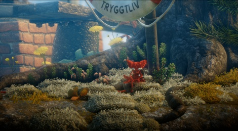 Unravel: Puzzle Gameplay Trailer