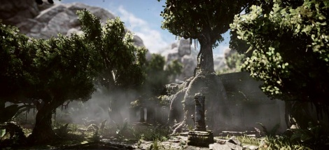 Unreal Engine Features