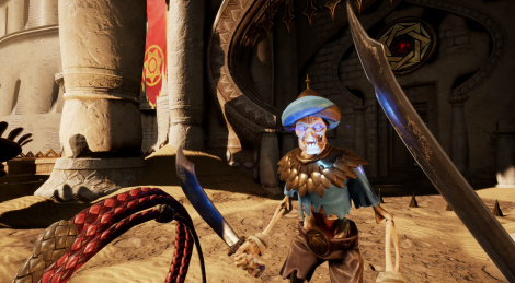 Uppercut Games unveils City of Brass