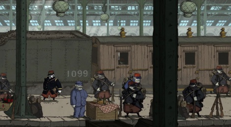 Valiant Hearts coming on June  25