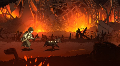 Valiant Hearts gameplay detailed